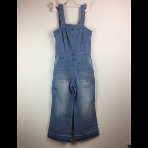 Dollhouse Size W29-9 Overalls